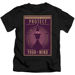Fantastic Beasts - Youth Protect Your Mind T-Shirt