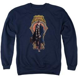 Fantastic Beasts - Mens Newt Scamander Sweater