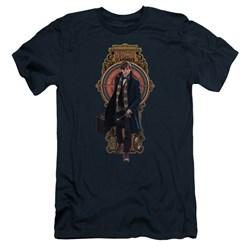 Fantastic Beasts - Mens Newt Scamander Premium Slim Fit T-Shirt