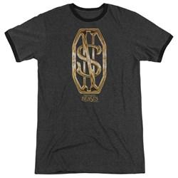 Fantastic Beasts - Mens Scamander Monogram Ringer T-Shirt