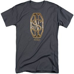 Fantastic Beasts - Mens Scamander Monogram Tall T-Shirt