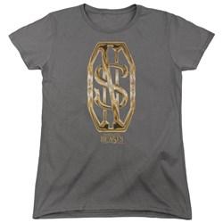 Fantastic Beasts - Womens Scamander Monogram T-Shirt