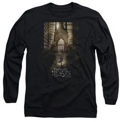 Fantastic Beasts - Mens Poster Long Sleeve T-Shirt