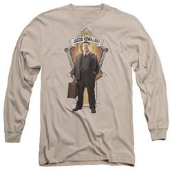 Fantastic Beasts - Mens Jacob Kowalski Long Sleeve T-Shirt