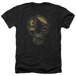 Kong Skull Island - Mens Wrath Of Kong Heather T-Shirt