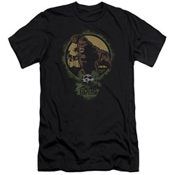 Kong Skull Island - Mens Wrath Of Kong Premium Slim Fit T-Shirt