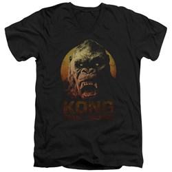 Kong Skull Island - Mens Kong V-Neck T-Shirt
