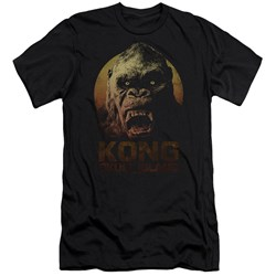 Kong Skull Island - Mens Kong Premium Slim Fit T-Shirt