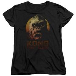 Kong Skull Island - Womens Kong T-Shirt