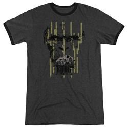 Kong Skull Island - Mens Eyes Ringer T-Shirt