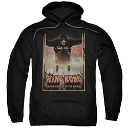King Kong - Mens Eighth Wonder Of The World Pullover Hoodie