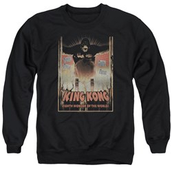 King Kong - Mens Eighth Wonder Of The World Sweater