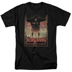 King Kong - Mens Eighth Wonder Of The World T-Shirt