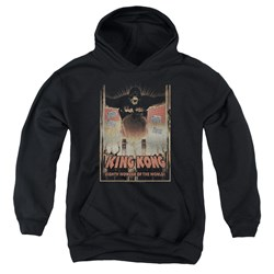 King Kong - Youth Eighth Wonder Of The World Pullover Hoodie