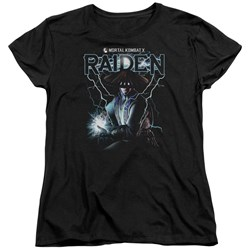 Mortal Kombat - Womens Raiden T-Shirt