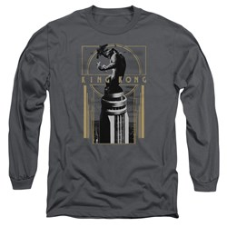 King Kong - Mens Kong Deco Long Sleeve T-Shirt