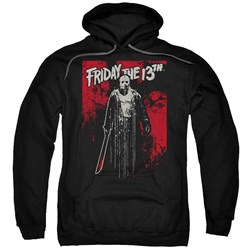 Friday The 13Th - Mens Drip Pullover Hoodie