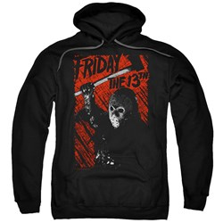 Friday The 13Th - Mens Jason Lives Pullover Hoodie