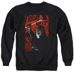 Friday The 13Th - Mens Jason Lives Sweater