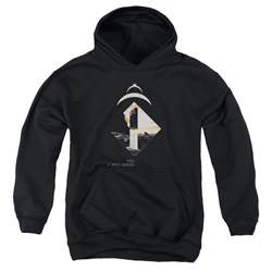 2001 A Space Odyssey - Youth Monolith Pullover Hoodie