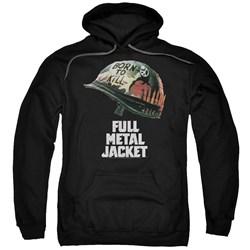 Full Metal Jacket - Mens Poster Pullover Hoodie