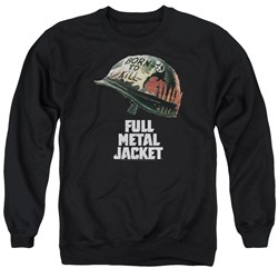 Full Metal Jacket - Mens Poster Sweater
