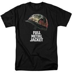 Full Metal Jacket - Mens Poster T-Shirt
