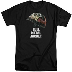 Full Metal Jacket - Mens Poster Tall T-Shirt