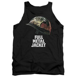Full Metal Jacket - Mens Poster Tank Top