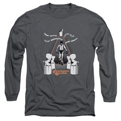 A Clockwork Orange - Mens Sharpen You Up Long Sleeve T-Shirt