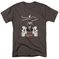A Clockwork Orange - Mens Sharpen You Up T-Shirt