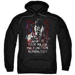 Full Metal Jacket - Mens Malfunction Pullover Hoodie