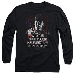 Full Metal Jacket - Mens Malfunction Long Sleeve T-Shirt