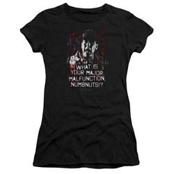 Full Metal Jacket - Juniors Malfunction Premium Bella T-Shirt