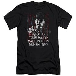 Full Metal Jacket - Mens Malfunction Slim Fit T-Shirt