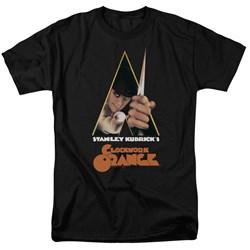 A Clockwork Orange - Mens Poster T-Shirt