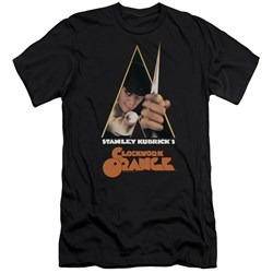 A Clockwork Orange - Mens Poster Slim Fit T-Shirt