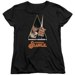 A Clockwork Orange - Womens Poster T-Shirt