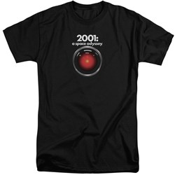 2001 A Space Odyssey - Mens Hal Tall T-Shirt