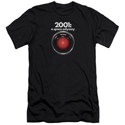 2001 A Space Odyssey - Mens Hal Premium Slim Fit T-Shirt