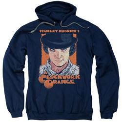 A Clockwork Orange - Mens Sinister Stare Pullover Hoodie
