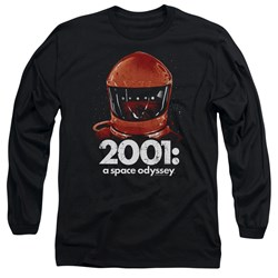 2001 A Space Odyssey - Mens Space Travel Long Sleeve T-Shirt