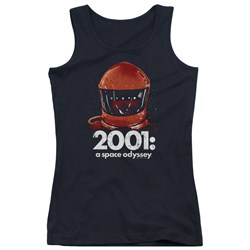 2001 A Space Odyssey - Juniors Space Travel Tank Top