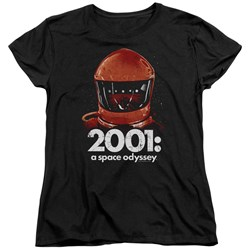 2001 A Space Odyssey - Womens Space Travel T-Shirt