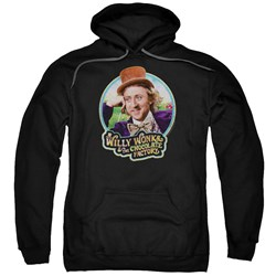 Willy Wonka And The Chocolate Factory - Mens Its Scrumdiddlyumptious Pullover Hoodie