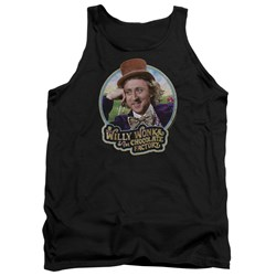 Willy Wonka And The Chocolate Factory - Mens Its Scrumdiddlyumptious Tank Top