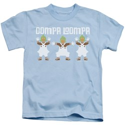Willy Wonka And The Chocolate Factory - Youth Oompa Loompa T-Shirt