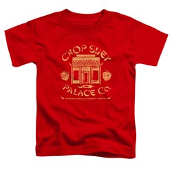 A Christmas Story - Toddlers Chop Suey Palace Co T-Shirt