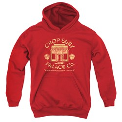 A Christmas Story - Youth Chop Suey Palace Co Pullover Hoodie
