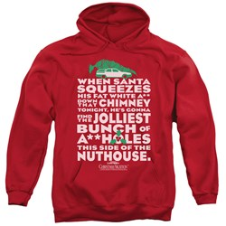 Christmas Vacation - Mens Jolliest Bunch Pullover Hoodie